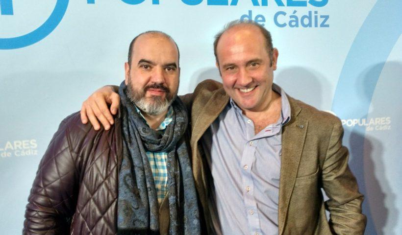 Juancho Ortiz y Adolfo Vigo