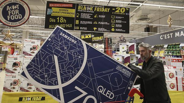 Francia pospone el Black Friday